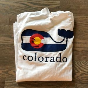Vineyard Vines Colorado Long Sleeve T shirt